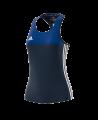 adidas T16 Clima Cool SL TEE WOMAN blau AJ5454 (Bild-1)