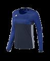 adidas T16 Climacool LS TEE WOMAN size XXL blau AJ5486 (Bild-1)