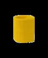 FW Kampfrichter Armstulpen Frottee Schweißband gelb (Bild-1)