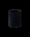 FW Kampfrichter Armstulpen Frottee Schweißband schwarz (Bild-1)