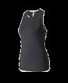 adidas SPEED Tanktop Woman schwarz BK2647 (Bild-1)