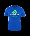 adidas Community T-Shirt Boxing blau adiCTB (Bild-1)