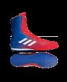 adidas Box Hog Plus rot/blau DA9896 EU 42 2/3 UK8.5 (Bild-1)
