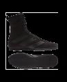 adidas Box Hog 3 Boxerschuhe EU38 2/3 UK5.5 schwarz (Bild-1)