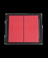 FW Bruchtestbretter CHAGI Kunststoff, rot L (Bild-1)