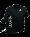 adiTS 01JJ Budo Spirit Jiu Jitsu T Shirt schwarz adidas (Bild-1)