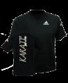 adiTS 01K Budo Spirit Karate T Shirt schwarz adidas (Bild-1)