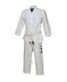 BN Taekwondo Anzug Basic mit ITF Aufdruck 200 cm weiß (Bild-1)