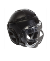 adidas Pro Safety Kopfschutz mit Gesichtsschutz Visir (Bild-1)