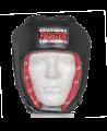 FIGHTER Kopfschutz Contest schwarz/rot (Bild-1)