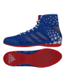 adidas PATRIOT Speedex Boxerschuhe EU41 1/3 UK7.5 patriot blue DB0053 (Bild-1)