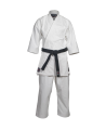 Budo Nord DENTO Karate Anzug weiß (Bild-1)