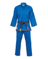 Fighter Brazilian Jiujitsu Gi Sao Paulo blau 160 (Bild-1)