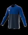 adidas T16 Clima Cool LS TEE MEN blau AJ5512 (Bild-1)