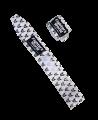 FW Bandagen SKULL Mexican Style weiss (Bild-1)