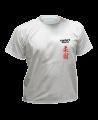 T-Shirt Ju Jutsu L grau mit Bestickung (Bild-1)