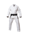 Fighter`s World NO ESCAPE Brazilian Jiu Jitsu Anzug weiss (Bild-1)