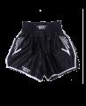 FW CORNER Thaibox Hose schwarz/weiß Muay Thai Short (Bild-1)