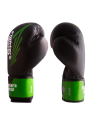 FW Green CORNER Boxhandschuhe Klettverschluss grün/schwarz (Bild-1)