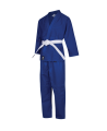 FW Kano 450 B Judo Anzug Training Gr. 110 cm blau JU450 (Bild-1)
