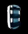 FW Thaipad FX  L schwarz / weiss  41x20x6 cm Preis pro Stk. (Bild-1)