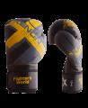 FW XENON ALPHA Boxhandschuhe oz black/yellow/grey (Bild-1)