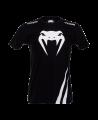 VENUM T-Shirt Challenger schwarz/ice (Bild-1)