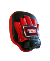 FW Handpratze CLASSIC Leder original thail. Coaching Mitt gerade rot/schwarz (Bild-1)