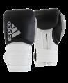 adidas Hybrid 300 Boxhandschuhe schwarz/weiß adiH300 (Bild-1)