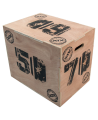 Triple X Holz-Sprungbox mit 3 verschiedenen Sprunghöhen (Bild-1)