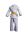 adidas J350 Judo Anzug Club 120cm weiß Junior (Bild-1)