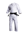 adidas J500 Judo Anzug Training 130cm weiß (Bild-1)