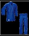 adidas J500B Judo Anzug Training blau (Bild-1)