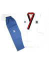 JCalicu Male Poomsae POOM Competition Diamond Uniform 180 WTF App JC-2003 (Bild-1)