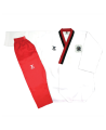 JCalicu Female * Poomsae POOM Competition Diamond Uniform 150 WTF App JC-3002 (Bild-1)