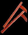 FW Kama Roteiche traditionell ca.51cm 1Paar (2 Stk.) (Bild-1)