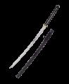 John Lee Schwert Dragon Katana (Bild-1)