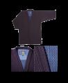 Tengu Kendo Jacke indigo blue Miyabi Gokujo Jurushi - Gr. 150 #1 blau (Bild-1)