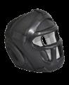 All Style Kopfschutz Cage schwarz (Bild-1)