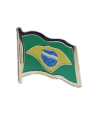 Flaggen-Pin Brazil (Bild-1)