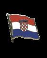 Flaggen-Pin Kroatien (Bild-1)