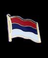 Flaggen-Pin Serbien (Bild-1)