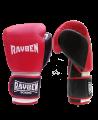RAYBEN Alpha Boxhandschuhe Leder rot/weiß/schwarz (Bild-1)