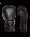 RAYBEN Black Mamba Boxhandschuhe Leder black schwarz (Bild-1)