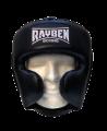 RayBen Kopfschutz Leder schwarz (Bild-1)