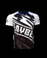 Rayben Zero T-shirt Kurzarm weiss/blau (Bild-1)