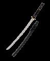 Schwert Ikusa Schaukampf Katana  John Lee (Bild-1)