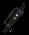FW Schwerttasche 2fach Nylon Deluxe 116cm schwarz (Bild-1)