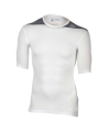 adidas Compression Shirt TECHFIT Base Kurzarm  weiss - D82012 (Bild-1)