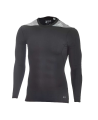 adidas TECHFIT Langarm TF C&S LS schwarz S P92268 Compression Shirt (Bild-1)